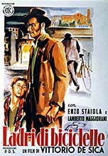 Film poster for the Bicycle Thief