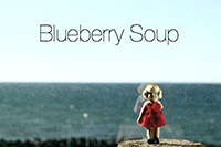Film poster for Blueberry Soup