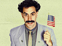Promotional image from Borat