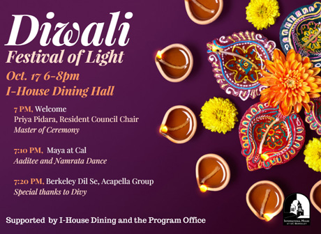 Diwali at I-House
