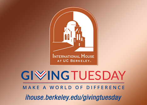 Giving Tuesday and International House