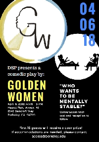 Golden Women Flyer