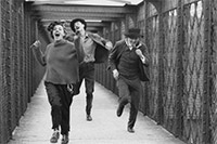 Still image from Jules and Jim
