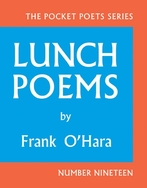 Lunch Poems book jacket