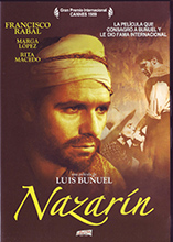 Film poster for Nazarin