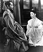 Still image from Princess Yang Kwei-Fei