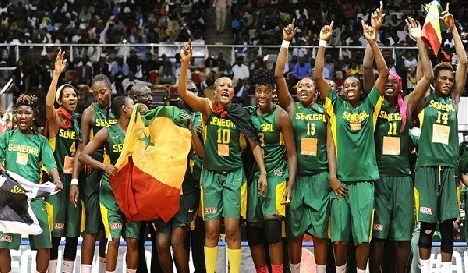 Senegalese Women at Rio 2016