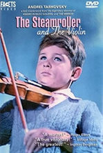Film poster for The Steamroller and the Violin