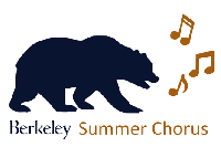 Singing Berkeley Bear