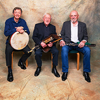 The Chieftans perform Friday, February 28, 2020 in Zellerbach Hall.