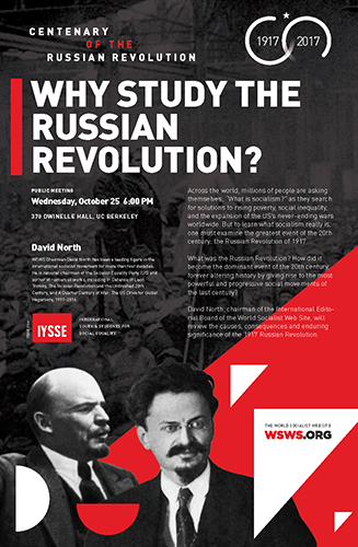Why Study the Russian Revolution?