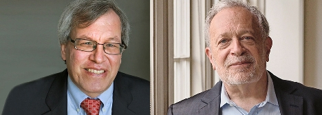 Dean Erwin Chemerinsky and Professor Robert Reich