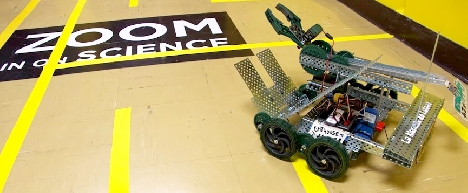 Pioneers in Engineering Robot