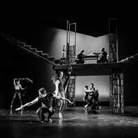 Spectrum Dance Theater's A Rap on Race
