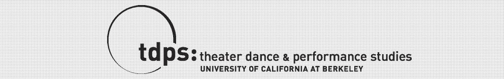Department of Theater, Dance, and Performance Studies