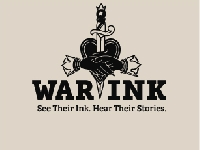 War Ink logo
