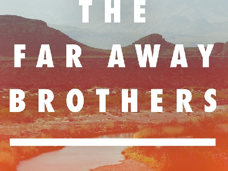 Cover of the Far Away Brothers (Image from Penguin Random House.)