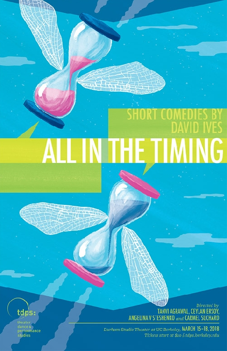All in the Timing, An Evening of Short Comedies By David Ives
