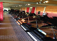 Pianos on sale
